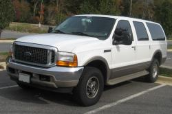 2002 Ford Excursion #9