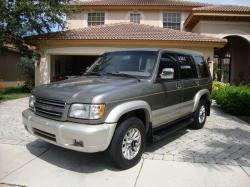 2002 Isuzu Trooper #20