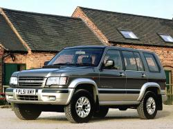 2002 Isuzu Trooper #12