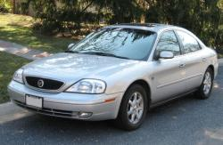 2002 Mercury Sable #10