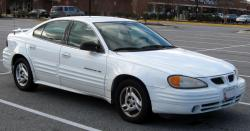2002 Pontiac Grand Am #16