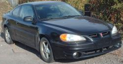 2002 Pontiac Grand Am #9