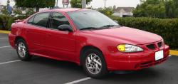 2002 Pontiac Grand Am #13