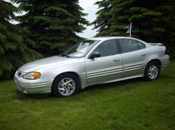 2002 Pontiac Grand Am #14