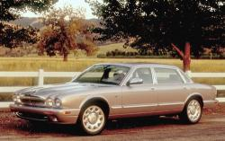 2003 Jaguar XJ-Series