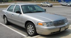 2003 Ford Crown Victoria #10