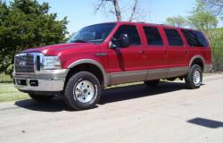 2003 Ford Excursion #9
