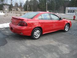 2003 Pontiac Grand Am #16