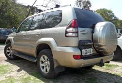 2003 Toyota Land Cruiser #7