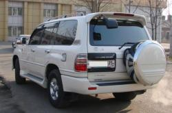 2003 Toyota Land Cruiser #2