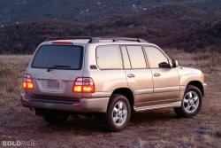 2003 Toyota Land Cruiser #6