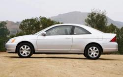 2003 Honda Civic #8