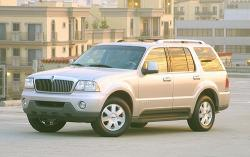 2005 Lincoln Aviator #2