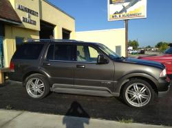 2005 Lincoln Aviator #27
