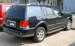2005 Lincoln Aviator #25