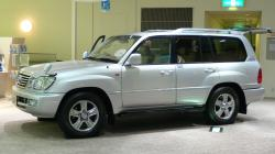 2005 Toyota Land Cruiser #9