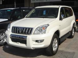 2005 Toyota Land Cruiser