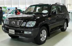 2005 Toyota Land Cruiser #14