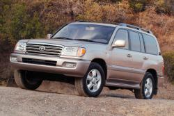 2005 Toyota Land Cruiser #7