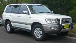 2005 Toyota Land Cruiser #12