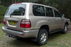 2005 Toyota Land Cruiser #10