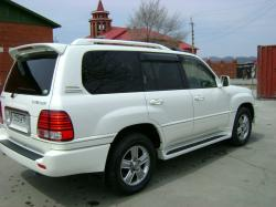 2005 Toyota Land Cruiser #6