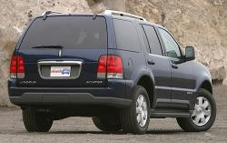 2005 Lincoln Aviator #3