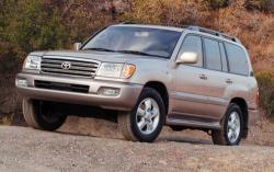 2005 Toyota Land Cruiser #2