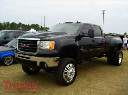 2007 GMC Sierra 3500HD