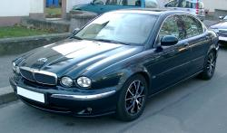2007 Jaguar X-Type #10