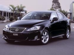 2007 Lexus IS 250 #12