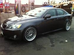 2007 Lexus IS 250 #21