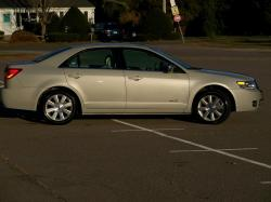 2007 Lincoln MKZ #6