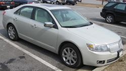 2007 Lincoln MKZ #14