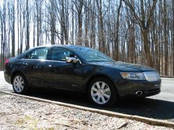 2007 Lincoln MKZ #12