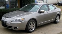 2007 Lincoln MKZ #8