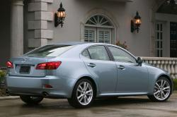 2007 Lexus IS 250 #5
