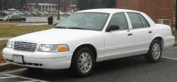 2008 Ford Crown Victoria #8
