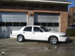 2008 Ford Crown Victoria #10