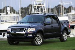 2008 Ford Explorer Sport Trac #9