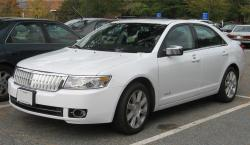 2008 Lincoln MKZ #12