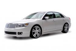 2008 Lincoln MKZ #20
