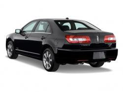 2008 Lincoln MKZ #16