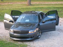 2008 Lincoln MKZ #13