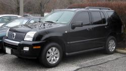 2008 Mercury Mountaineer #10