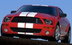 2009 Ford Shelby GT500 #2