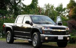 2009 Chevrolet Colorado #13