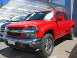 2009 Chevrolet Colorado #10