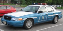 2009 Ford Crown Victoria #3