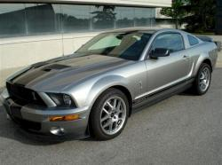2009 Ford Shelby GT500 #15